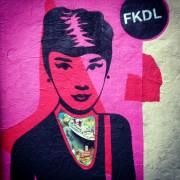 FKDL Sur les murs Paris 2013