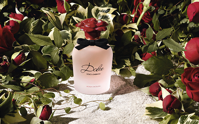 DOLCE ROSA EXCELSA, the new fragrance by Dolce   Gabbana - Magazine ... 03603aae2f