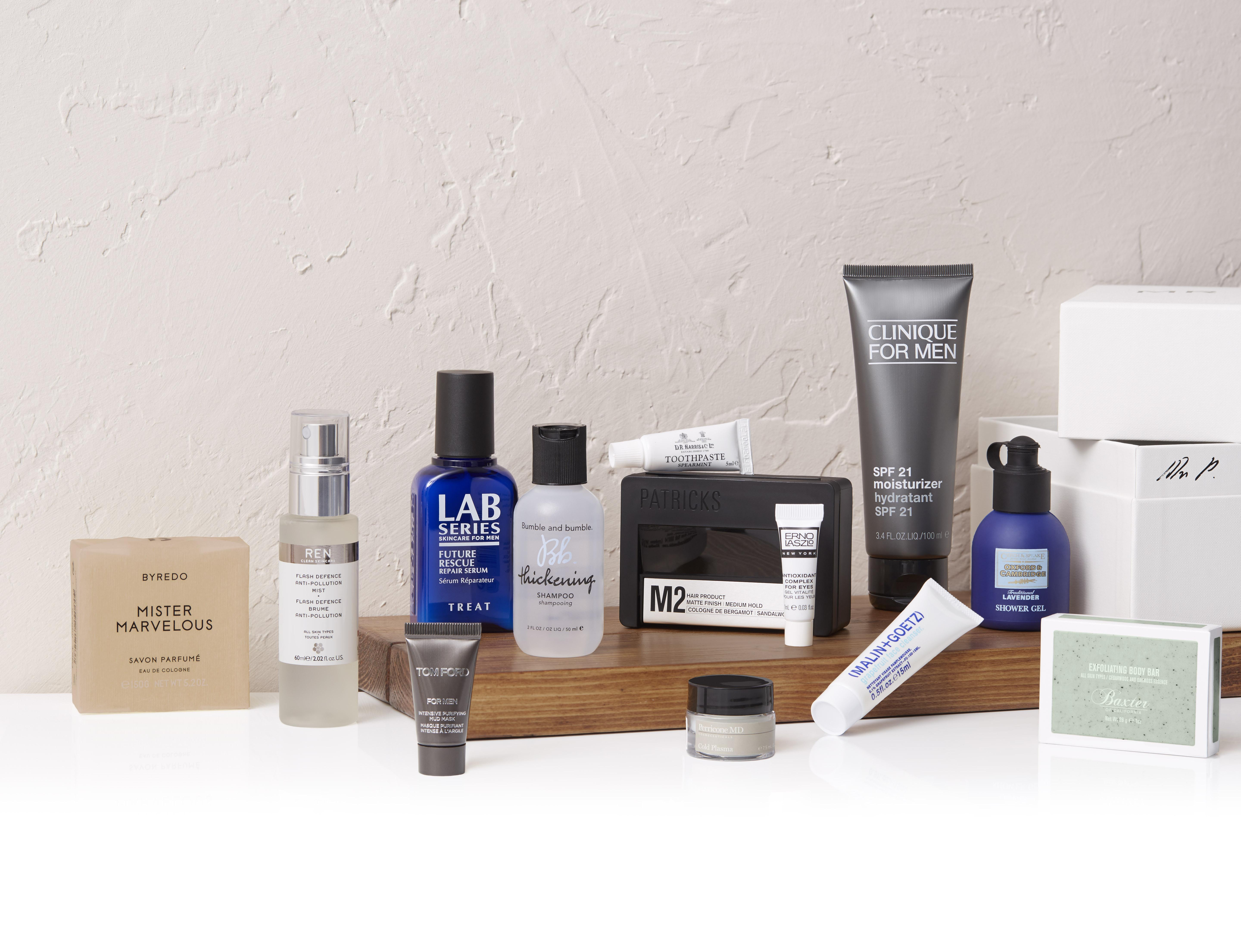 The MR PORTER Summer Grooming Kit (1)