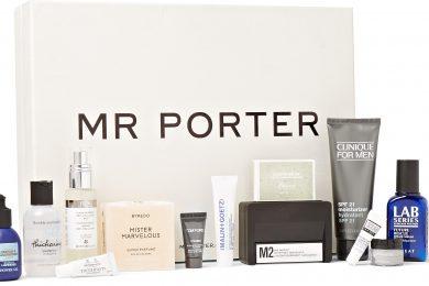 MR PORTER GROOMING